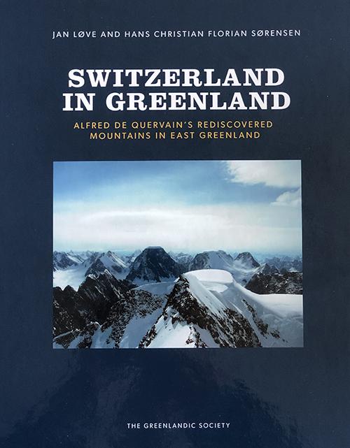Forfattere: Jan Løve og Hans Christian Florian Sørensen. Udgivet af Det Grønlandske Selskab.