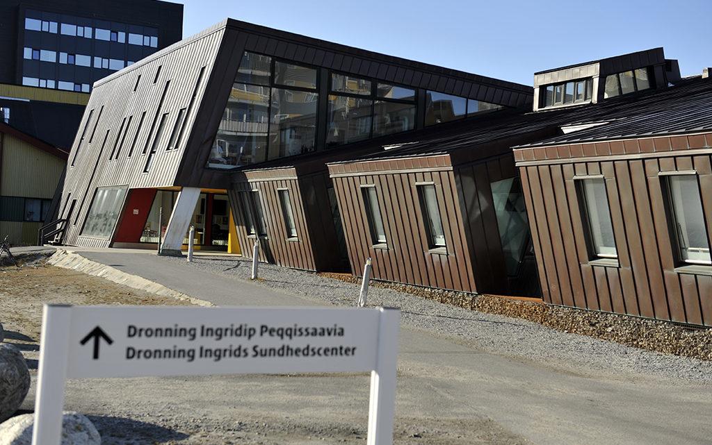 Grønlands sundhedsvæsen