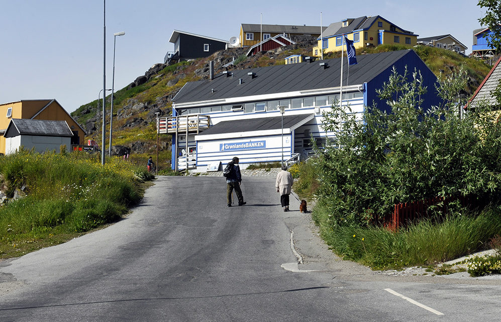 ældreplejen i grønland